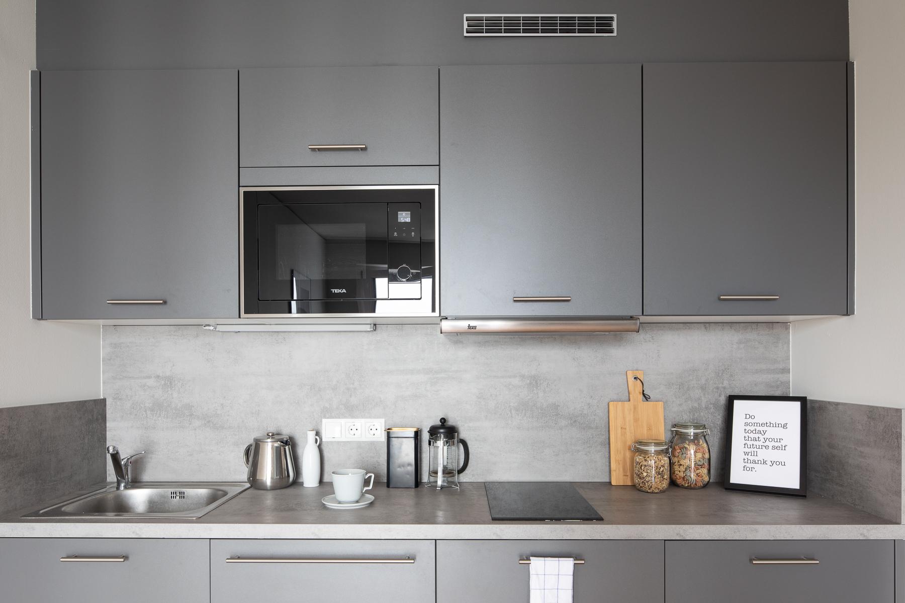 Kitchen Double Studio Hamburg
