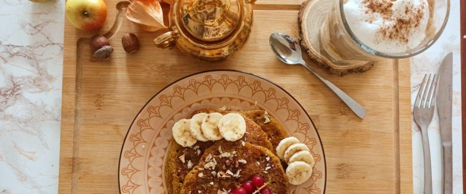 Fizzie Foodies: Pumpkin Spice Pancakes