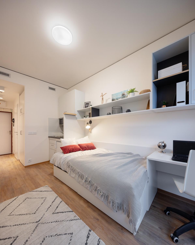 Prag THEFIZZPrague Single Apartment 2