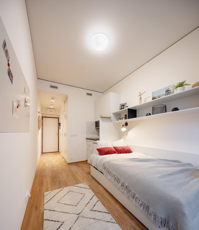 Prag THEFIZZPrague Single Apartment 3