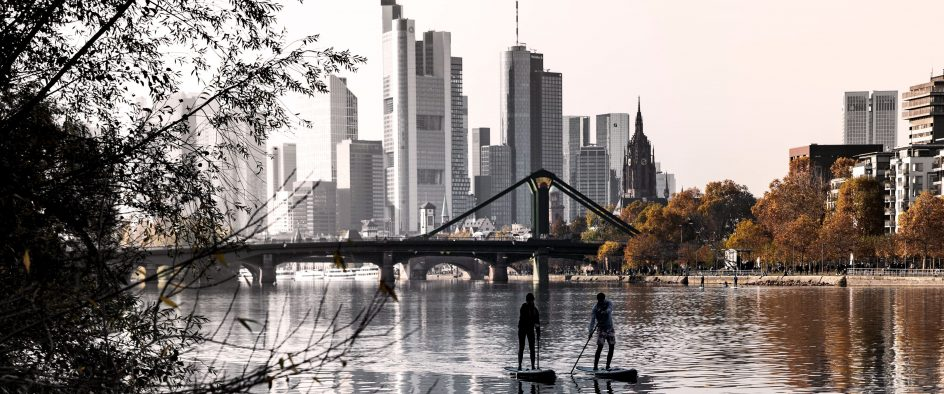 Frankfurt: the ideal heaven for students and professionals